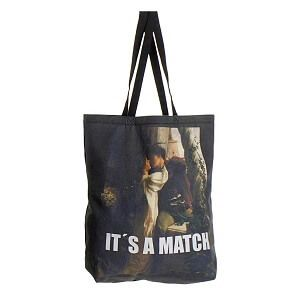 Tote bag Fun Match